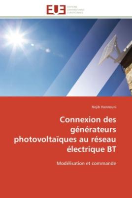 Connexion des générateurs photovoltaïques au réseau électrique BT
