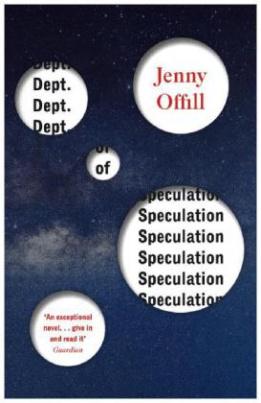 Dept. of Speculation. Amt für Mutmaßungen, englische Ausgabe