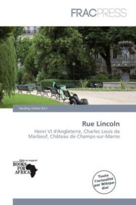 Rue Lincoln
