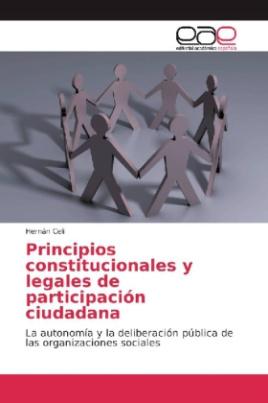 Principios constitucionales y legales de participación ciudadana