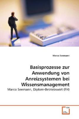 Basisprozesse zur Anwendung von Anreizsystemen bei  Wissensmanagement