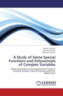 A Study of Some Special Functions and Polynomials of Complex Variables