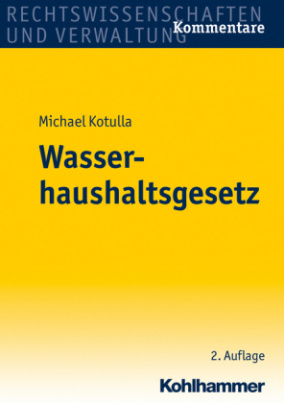 Wasserhaushaltsgesetz (WHG), Kommentar