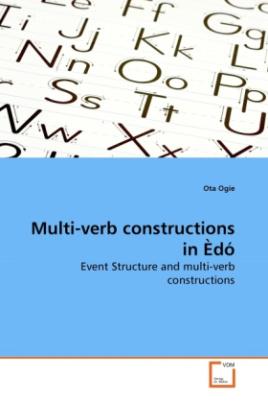 Multi-verb constructions in Èdó