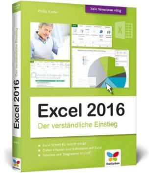 Excel 2016 - Der verständliche Einstieg