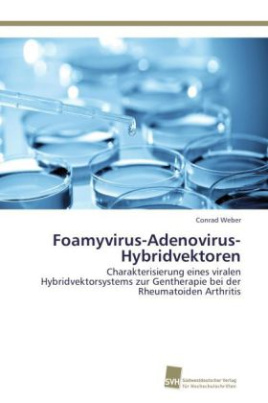 Foamyvirus-Adenovirus-Hybridvektoren