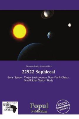 22922 Sophiecai