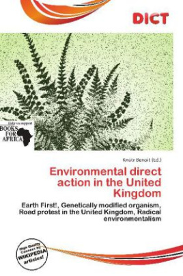 Environmental direct action in the United Kingdom