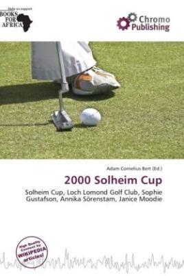 2000 Solheim Cup