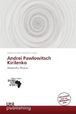 Andrei Pawlowitsch Kirilenko