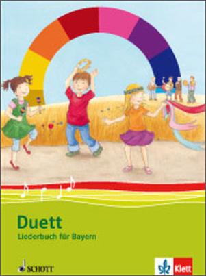 1.-4. Schuljahr, Liederbuch