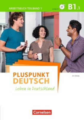 Arbeitsbuch mit Audio-CD. Tl.1