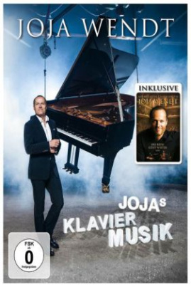 Jojas Klaviermusik, 1 Audio-CD + 1 DVD (Limited Edition)
