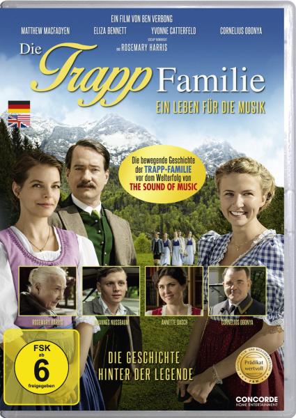 Die Trapp Familie Ein Leben Für Die Musik