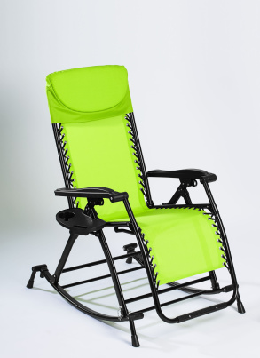 Vario-Schaukelstuhl apfelgrün