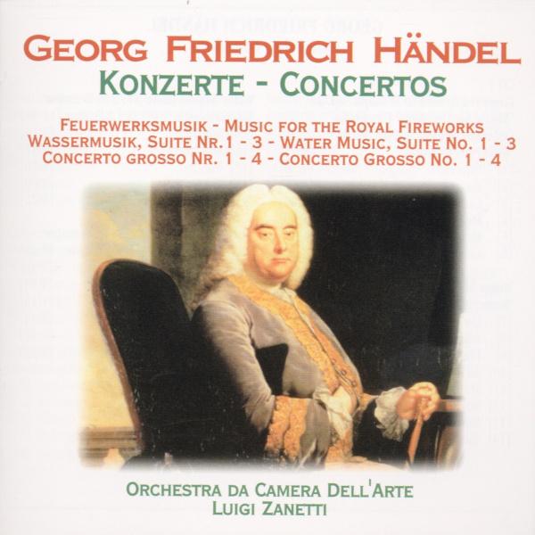 Georg Friedrich Händel Handel - Paul McCreesh Theodora