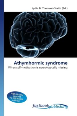Athymhormic syndrome