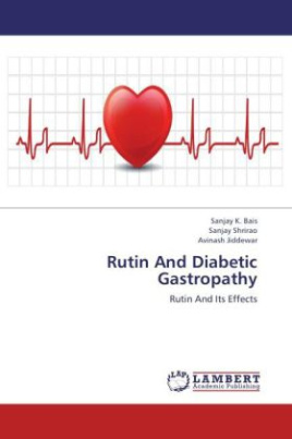 Rutin And Diabetic Gastropathy