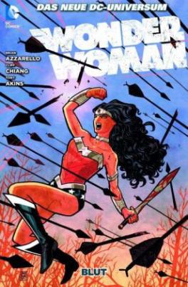 Wonder Woman - Blut