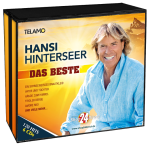 Frank Papke präsentiert: Schmusenacht + Hansi Hinterseer - Das Beste+ EXKLUSIVES Armband