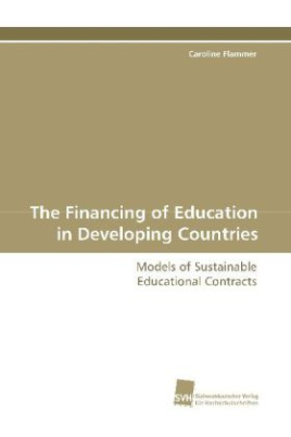 The Financing of Education in Developing Countries