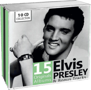 Elvis Presley - 15 Original Albums + Oldies Superhits - The Ultimate Hit Collection