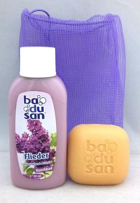 BADUSAN Wellness-Set Flieder