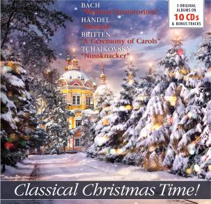 Classical Christmas Time