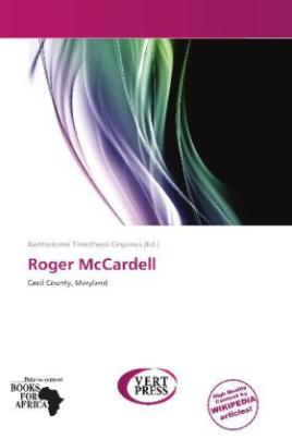 Roger McCardell