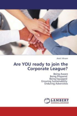 Are YOU ready to join the Corporate League?