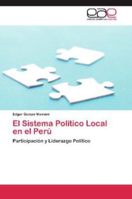 El Sistema Político Local en el Perú