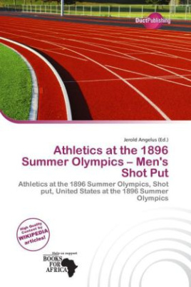Athletics at the 1896 Summer Olympics - Men's Shot Put