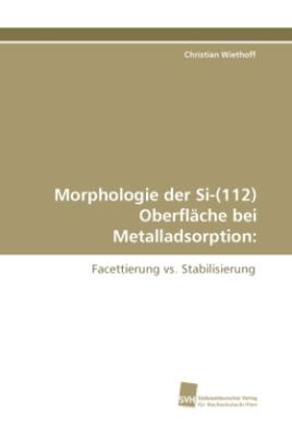 Morphologie der Si-(112) Oberfläche bei Metalladsorption: