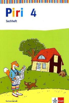 4. Schuljahr, Arbeitsheft, Ausgabe Sachsen-Anhalt