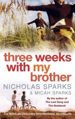 Three Weeks With My Brother. Nah und fern, englische Ausgabe