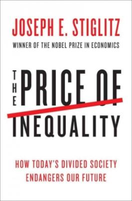 The Price of Inequality. Der Preis der Ungleichheit, englische Ausgabe