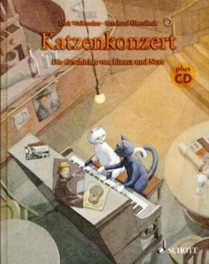 Katzenkonzert, m. Audio-CD