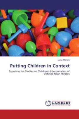 Putting Children in Context