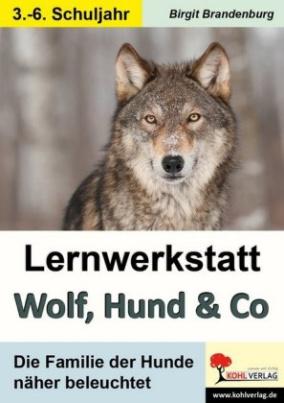 Lernwerkstatt Wolf, Hund & Co