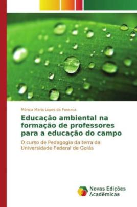 Educação ambiental na formação de professores para a educação do campo