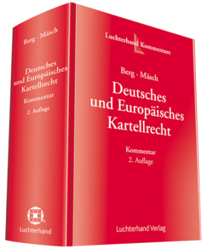 Deutsches und Europäisches Kartellrecht (KartellR), Kommentar