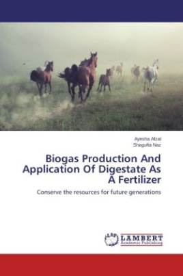 Biogas Production And Application Of Digestate As A Fertilizer