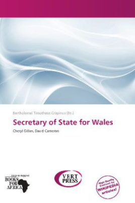 Secretary of State for Wales