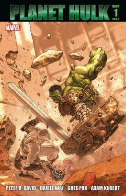 Planet Hulk. Bd.1
