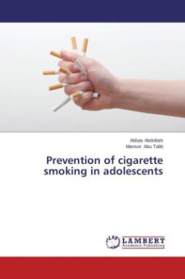 Prevention of cigarette smoking in adolescents