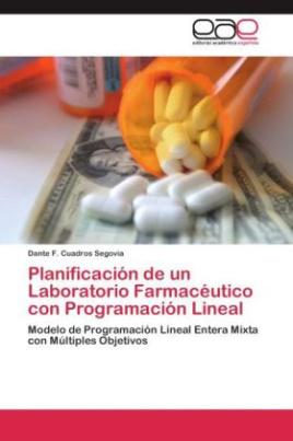 Planificación de un Laboratorio Farmacéutico con Programación Lineal