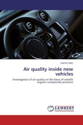 Air quality inside new vehicles