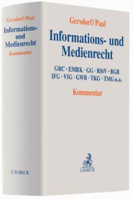 Informations- und Medienrecht, Kommentar