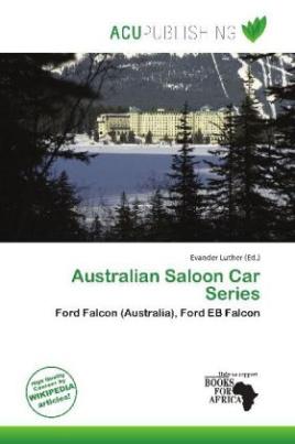 Australian Saloon Car Series