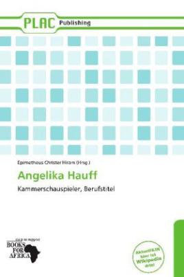 Angelika Hauff